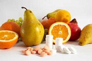 Витамины в весенний период
