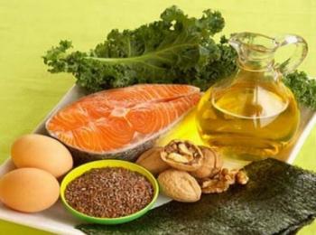 Группа продуктов полных жирных кислот омега 3