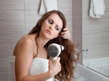 Маска для сухих волос лук