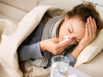 Зимний гиповитаминоз из-за нехватки витаминов в пище и питье