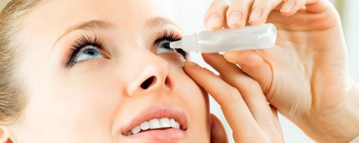 Витамины для глаз в форме капель эффективно предотвращают потерю зрения