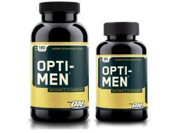 Опти-мен - витаминный комплекс для здоровья мужчин