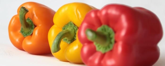 Болгарские перцы, морковка и зелень - в чем еще содержится витамин А?
