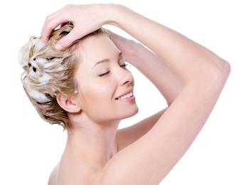 Витамин В9 добавляют в маски для волос с репейным маслом