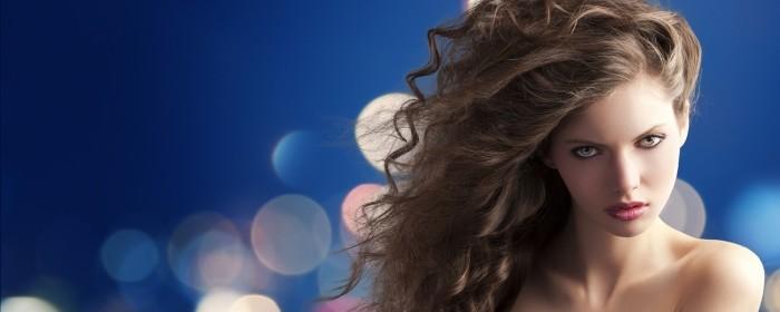 Здоровая пышная шевелюра после применения биотина для волос