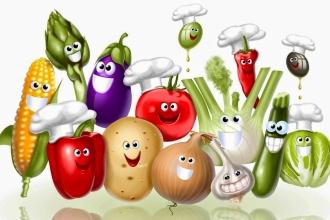 Чтобы получить максимум витаминов их пищи летом, важно есть не только свежие продукты, но и крупы, мясо, молочное