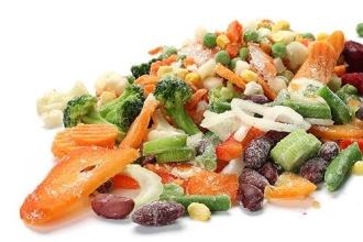 Для насыщения детского организма витаминами зимой и ранней весной стоит замораживать овощи