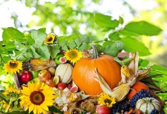 Витамины для осенне-зимнего периода в продуктах питания