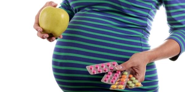 Аскорбиновая кислота (витамин С) для беременных